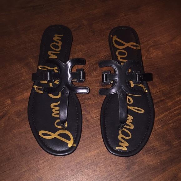 Sam Edelman Carter Sandal Size